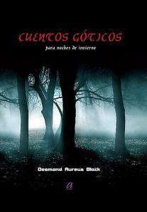 portada cuentos goticos ediciones albores